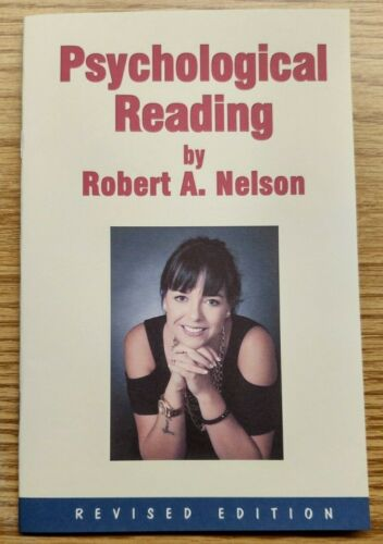 Psychological Reading by Robert A. Nelson (A Master Secret of Cold Reading)