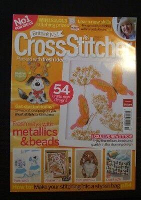 CROSS STITCHER  MAGAZINE  ISSUE 217