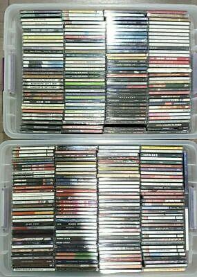 Rock: Hair Heavy Metal Grunge Nu-Metal CD Lot Choose Your Titles Flat Shipping