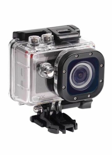 ACTIVEON DX HD Action Camera Black/Gray DKA10W
