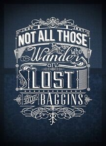 3-25-LORD-OF-THE-RINGS-Tolkien-NOT-ALL-ARE-LOST-Bilbo-Sticker-Decal-Bong