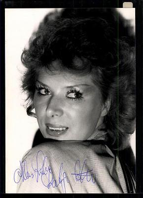 Katja Eitner Autogrammkarte Original Signiert # BC 44690