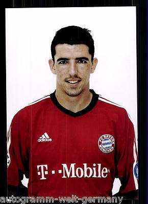 Roy Makaay Bayern München 2003-04 seltenes Foto+2