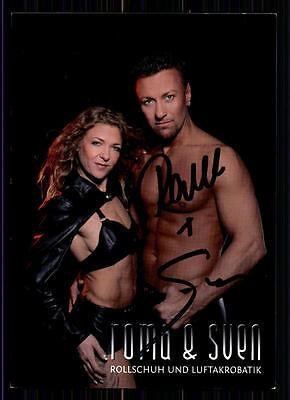 Roma & Sven TOP AK Orig. Sign. + 90693 + A 71434
