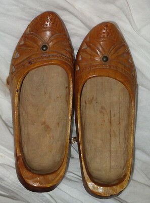Mini Khussa Jutti Rajasthani Indian Wedding Shoes Home Decor India Wood