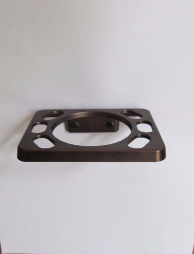 Oil Rubbed Bronze Wall Mount Dainty Toothbrush Cup Holder RV Marine Motor Home