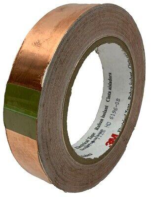 3m Copper Foil Tape 1126 1 In X 36 Yd Roll Newunused Surplus