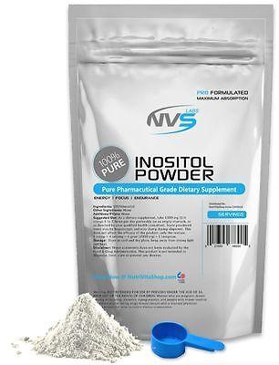 11lb (5000g) NVS 100% PURE INOSITOL POWDER