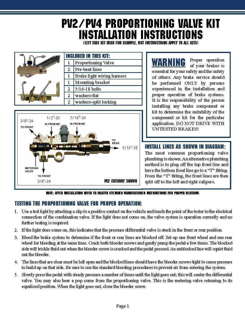 1 Bore Master Cylinder Gm Universal 4 Port Disc Drum Prop 7 Flat Wiring Diagram Of 12