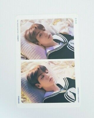 "K-POP TXT SooBin Official Photocard - Official New Album ""꿈의 장: ETERNITY"""