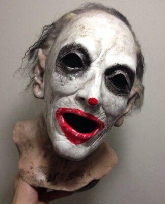 The Jokester mask Horror Scary Halloween Mask Clown Vampire Jason Freddy - Scary Vampires Halloween