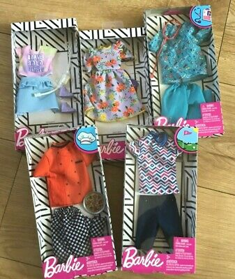 fits bundle x 5  (Barbie-outfits)