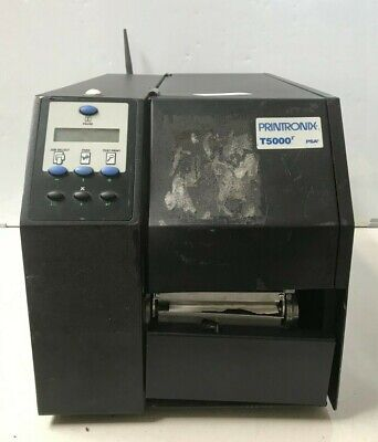 Printronix T5000r Thermal Label Barcode Printer T5204r 1