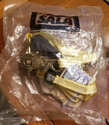 Dbi Sala Ez-stop Ez-stop Ii Tie Back Lanyard. Brand New In Packaging.