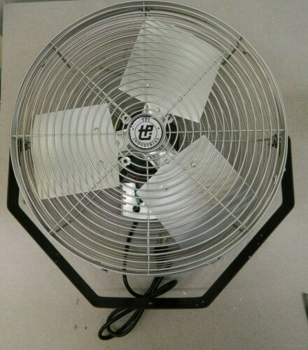 Fostoria Aluminum & Steel Loading Dock Arm Fan LDF-18-TE