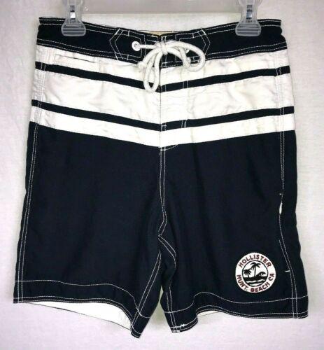 Vintage Hollister Bathing Suit Mens XS Swim Trunks, Shorts