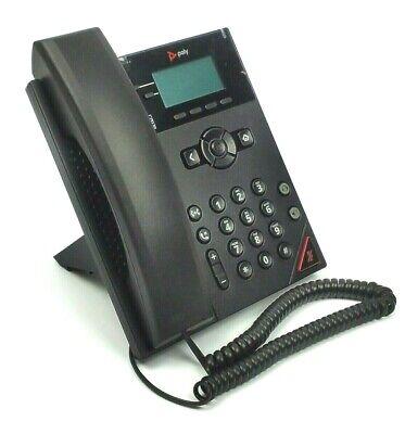 Polycom Vvx 150 Voip Business 2-line Office Phone 2201-48810-001
