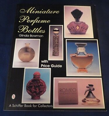 Vintage Miniature Glass Perfume Bottles Collector Price Guide - Glinda Bowman