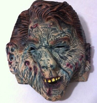 2011 The Paper Magic Latex Mens Zombie Presidents Ron Of The Dead Mask Halloween](Dead President Halloween Masks)