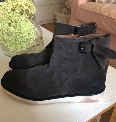 LUXUS Pantofola d'oro 43 Herren Boots NEU!! UVP 330 EUro Stiefel