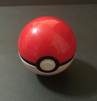 Usa Seller Pokemon Go Pokeball Pop Up Ball Game Toy Ash Ketchu Poke Ball
