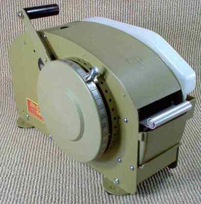 Better Pack 333 Gummed Tape Dispenser Refurb  Free Tape 200.00 Ea  Old Style