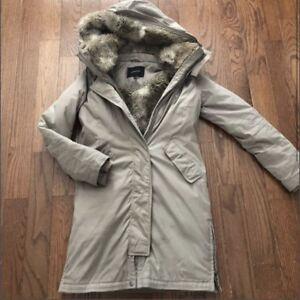 TNA/ Aritzia winter coat