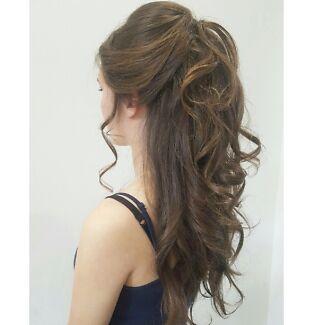 Formal / Event Hair - Hair Extentions - Braiding