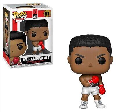 Muhammad Ali Cassius Clay Boxer POP! Sports Legends #01 Vinyl Figur Funko