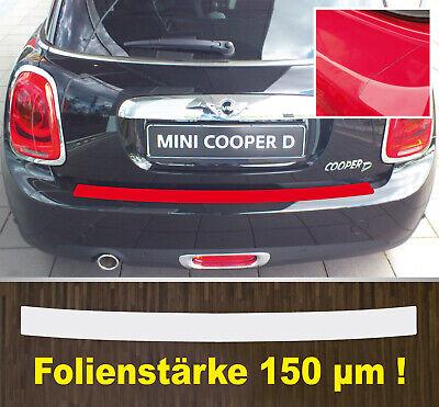 Lackschutzfolie Ladekantenschutz  transparent BMW Mini ab 2014  150 µm