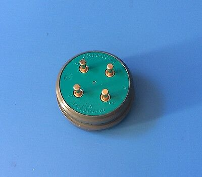 M551814-01 Amphenol Audio Power Connector 4 Position Janm551814-01