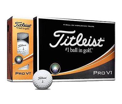 2017 Brand New Titleist PRO V1 Golf Balls (One Dozen)