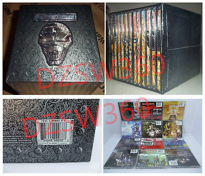 Iron Maiden Complete 12 Albums Box Set 15CD Full Factory New Sealed+Free Gift