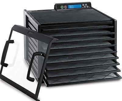Excalibur 3948CDB 9-Tray Electric Food Dehydrator Clear Door