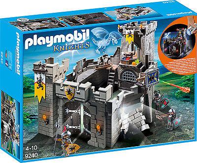 Playmobil 9240 Löwenritter-Festung NEU OVP