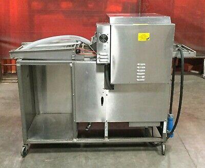 Belshaw Thermoglaze Donut Glazing Machine Model Tg-50 208v 32.2 Amp Lot 2