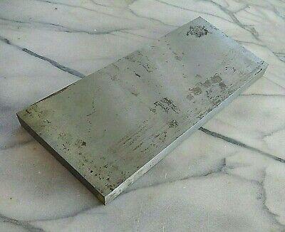 34 X 5 X 11-14 Tool Steel Flat Bar Bench Block Jeweler Machinist Toolmaker