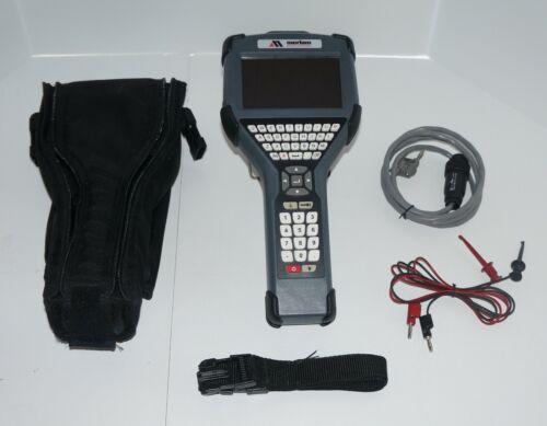 MERIAM MFC5150X INTRINSICALLY SAFE HANDHELD HART COMPLIANT COMMUNICATOR USED