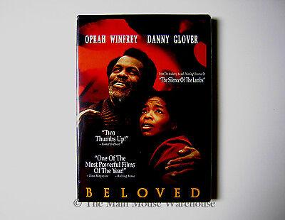 Oprah Winfrey Danny Glover Demme Morrison Beloved On Dvd Poltergeist Slavery Etc