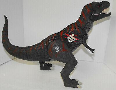 Jurassic Park T-Rex Tyrannosaurus Re-Ak A-Tak Black Red Variant 2000 Hasbro
