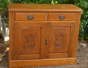 Vintage Pine Sideboard other dressers and antiques Martin Gosnells Area Preview