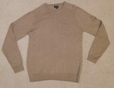 Men's Light Brown Medium Sweater from Next