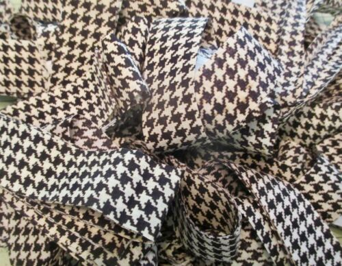 Rag Rug Yarn Precut Fabric Strips Toothbrush Amish Knot Braided Crochet 20 yd H
