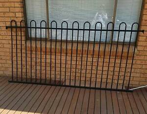 Fence Aluminium / pool or Garden
