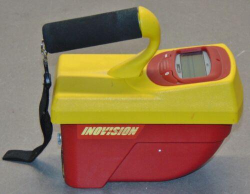 Fluke Inovision Ion Chamber Radiation Survey Meter Geiger 451P-RYR Pelican case