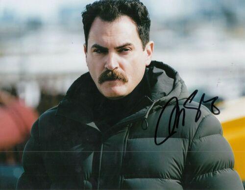MICHAEL STUHLBARG signed (FARGO) TV SHOW autographed 8X10 *Sy Feltz* W/COA #2