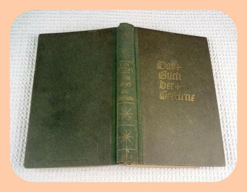 Das Buch der Gestirne; Karl Röttger 1933; Die Gestirne berühmter Schriftsteller