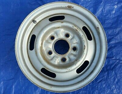 Chevy 14x6 Rally Wheel