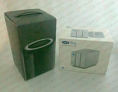 € 2212+IVA APPLE MAC Pro MD878 3.5GHz 6C A1481+LaCie 2Big Thunderbolt RAID 8TB Lacie Pc Desktops