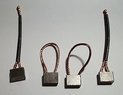 Starter Motor 250603 Brushes for HILLMAN Minx All Models 1946 47  255659